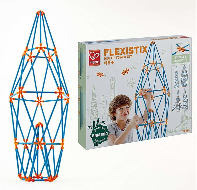 Hape: Flexistix Multi-Tower Kit