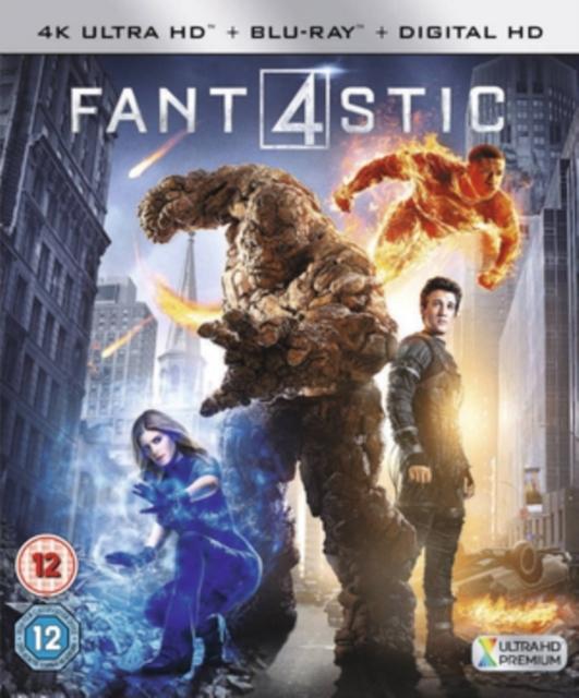 The Fantastic Four on UHD Blu-ray