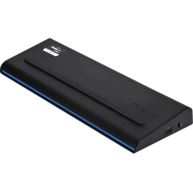 Targus: USB3.0 1K Dual Video Docking Station with Laptop Charging