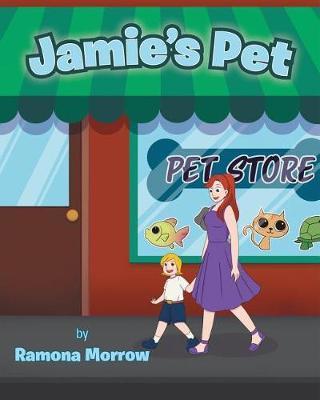 Jamie's Pet by Ramona Morrow image
