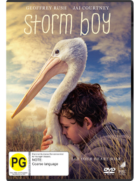 Storm Boy (2018) on DVD image