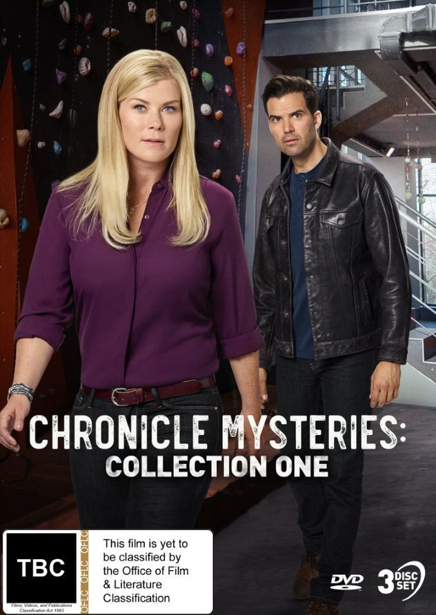 Chronicle Mysteries - Collection One on DVD image