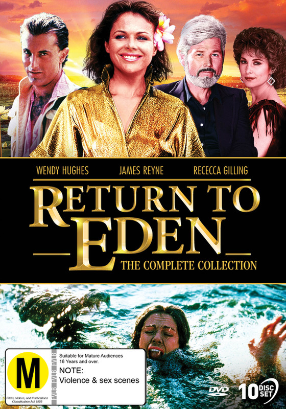 Return To Eden: The Complete Collection on DVD