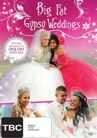 Big Fat Gypsy Weddings on DVD