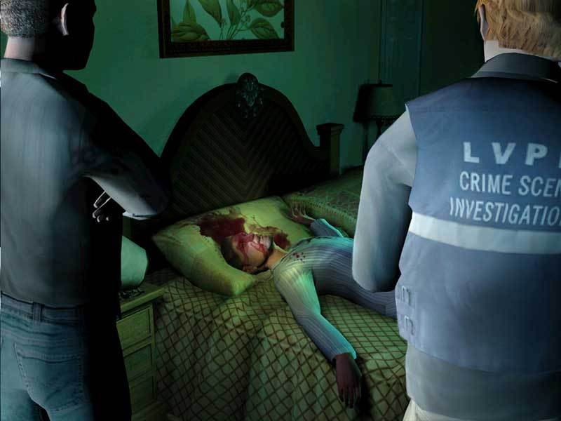 CSI 4: Hard Evidence for PC Games image