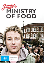 Jamie's Ministry Of Food on DVD