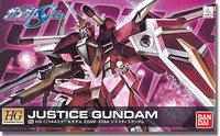 HG 1/144 Justice Gundam (Remaster) - model Kit