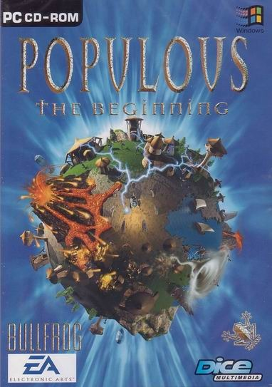 Populous 3 : The Beginning for PC Games