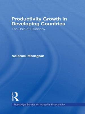 Productivity Growth in Developing Countries by Vaishali Mamgain