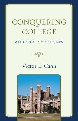Conquering College by Victor L Cahn image