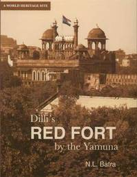 Delhi's Red Fort by the Yamuna by N.L. Batra image