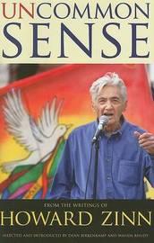 Uncommon Sense by Howard Zinn