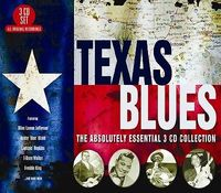 Texas Blues - The Absolutely Essential 3 CD Collection by Various Artists