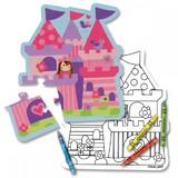 Stephen Joseph Play & Craft Puzzle (Castle)