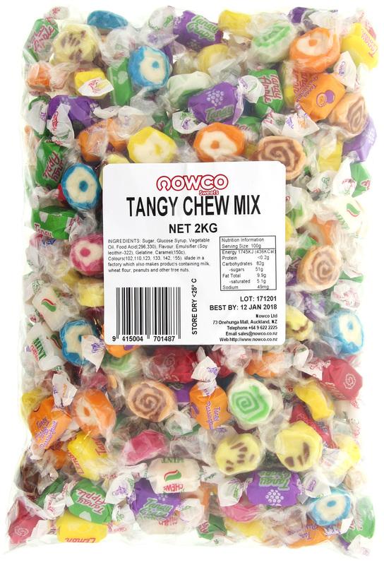 Nowco: Tangy Chew Mix 2kg