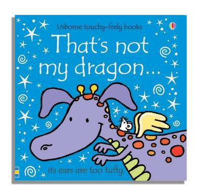 That's Not My Dragon by Fiona Watt image