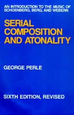 Serial Composition and Atonality by George Perle image