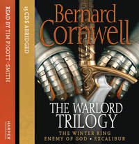 Warlord Trilogy: The Winter King / Enemy of God / Excalibur by Bernard Cornwell image