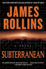 Subterranean by James Rollins image