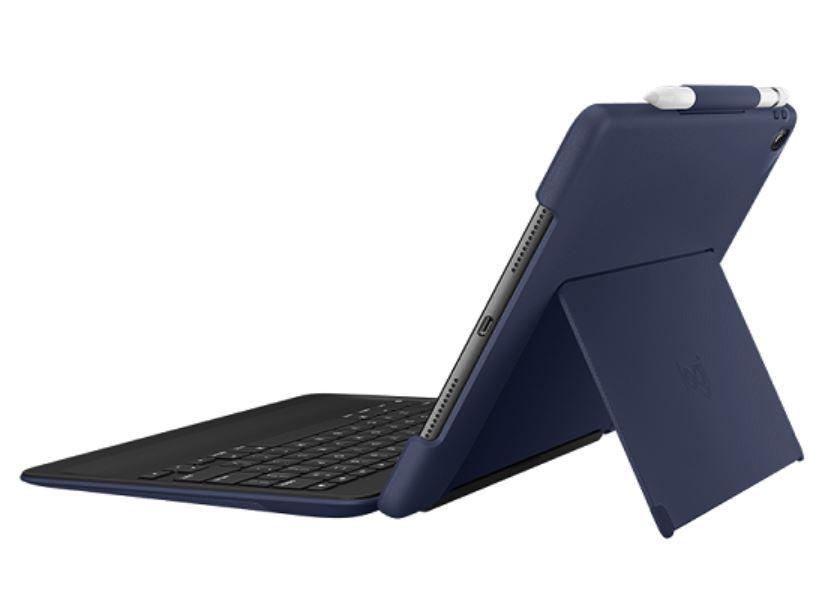 "Logitech SLIM COMBO Keyboard Folio for iPad Pro 10.5"" - Blue image"