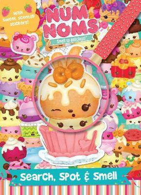 Num Noms Search, Spot & Smell by Parragon Books Ltd image