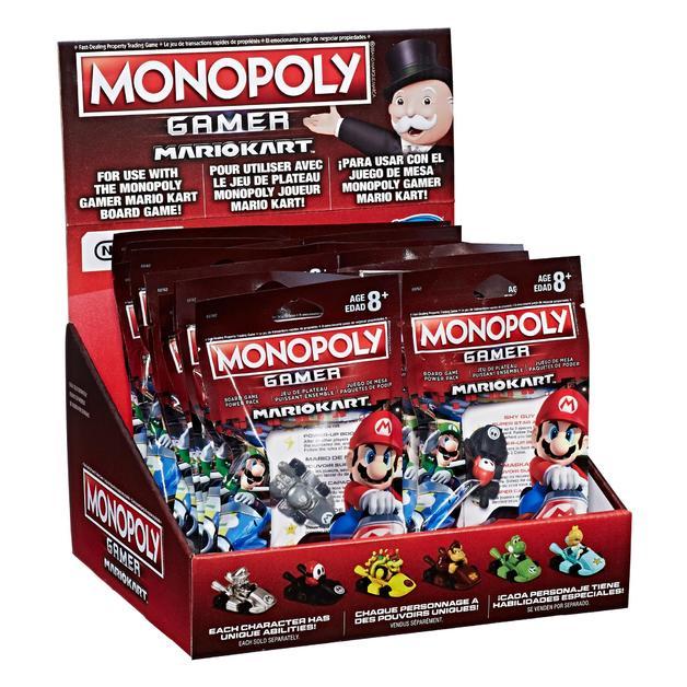 Monopoly: Mario Kart Power Pack - (Blind Bag)