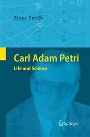 Carl Adam Petri by Einar Smith