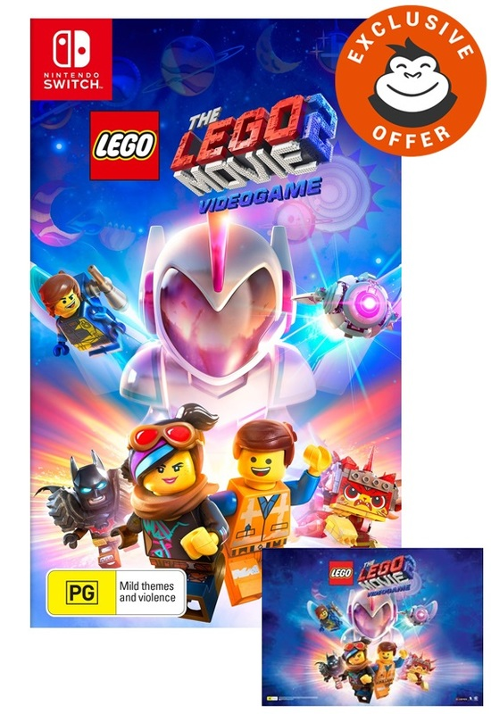 The LEGO Movie Videogame 2 for Switch