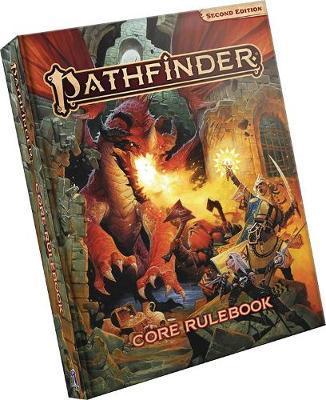 Pathfinder Core Rulebook (2nd Edition) by Jason Bulmahn image