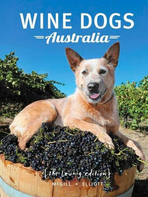 Wine Dogs Australia by Craig McGill