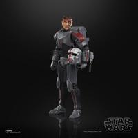 Star Wars The Black Series: Bad Batch Hunter - Action Figure