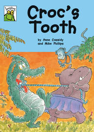 Croc's Tooth: Bk. 4 by Anne Cassidy image