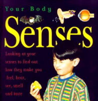 The Senses by Anna Sandeman image