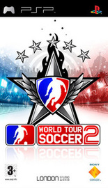 World Tour Soccer 2 for PSP