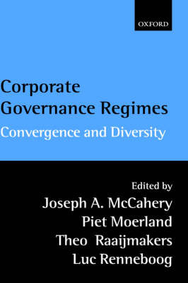 Corporate Governance Regimes by Joseph A. McCahery image