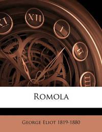 Romola Volume 2 by George Eliot