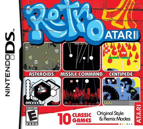 Retro Atari Classics DS for Nintendo DS image