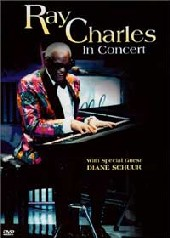 Ray Charles - In Concert on DVD