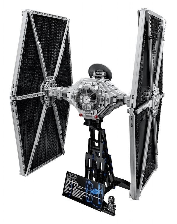 LEGO Star Wars: TIE Fighter (75095) image
