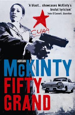 Fifty Grand by Adrian McKinty image