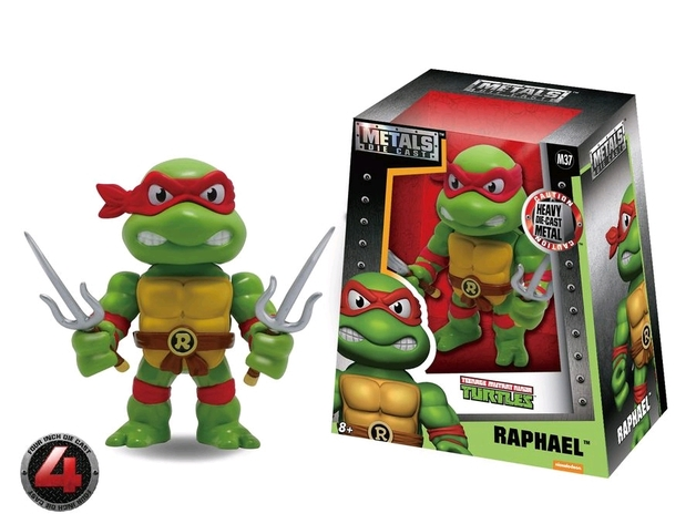 Jada Metals: Raphael - Die-Cast Figure