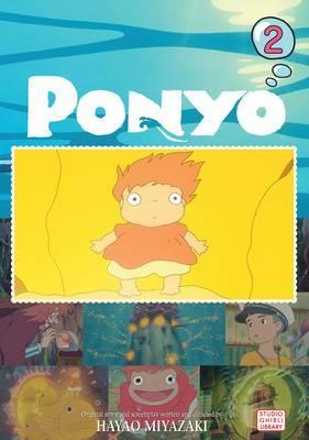Ponyo Film Comic: v. 2 by Hayao Miyazaki