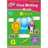 First Writing Sticker Book - by Galt