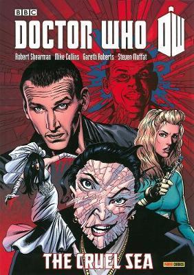 Doctor Who: The Cruel Sea by Scott Gray