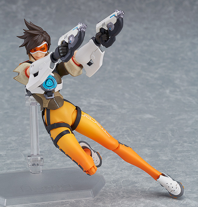 Figma Overwatch: Tracer - Action Figure image
