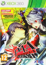 Persona 4 Arena for Xbox 360