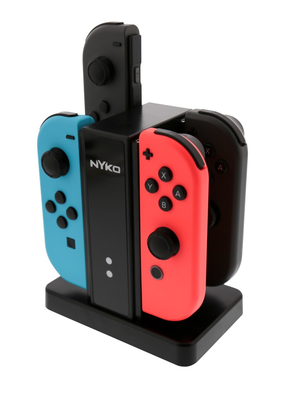 Nyko Switch Charge Station for Nintendo Switch image