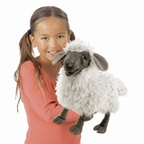 Folkmanis: Hand Puppet - Bleating Sheep