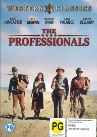 The Professionals on DVD