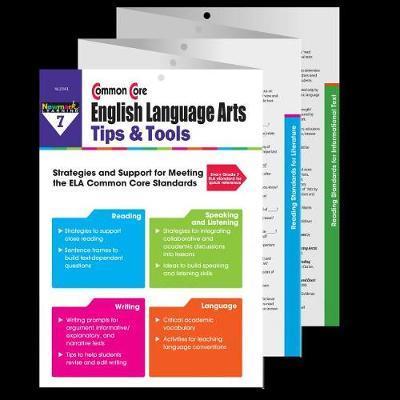 Common Core Ela Tips & Tools Grade 7